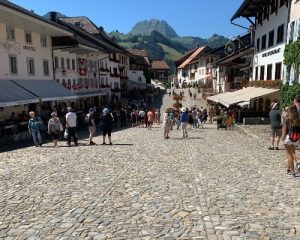 Gruyères Old Town
