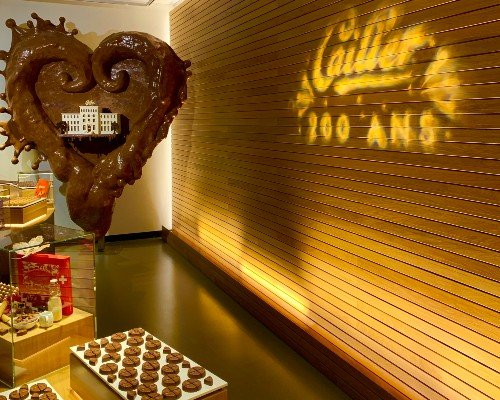 Caillier Chocolate Factory