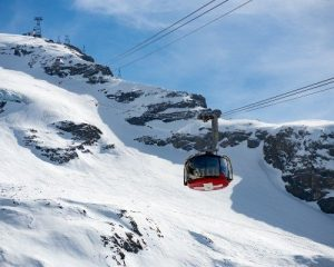 Mt. Titlis Cable Car