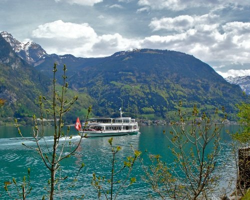 Lake of Lucerne Boat