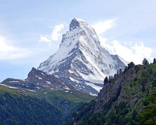 Swiss Rail Journeys - The Matterhorn